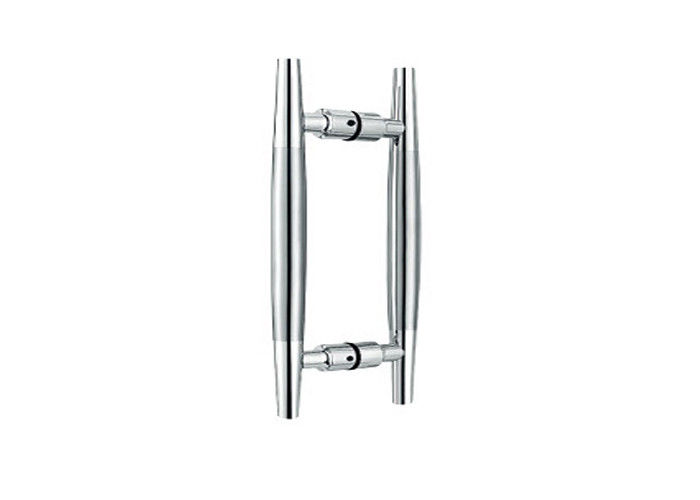 Furniture door Pull and Push handle for wood and glass door handle SS201 SS304